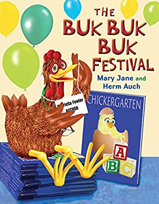 book cover of The Buk Buk Buk Festival