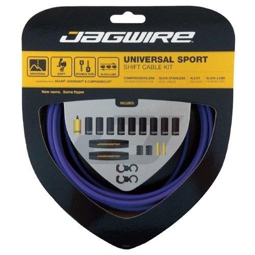 Jagwire Universal Sport Shift Cable Kit Purple