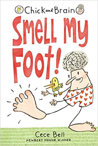 Image result for smell my foot cece bell amazon
