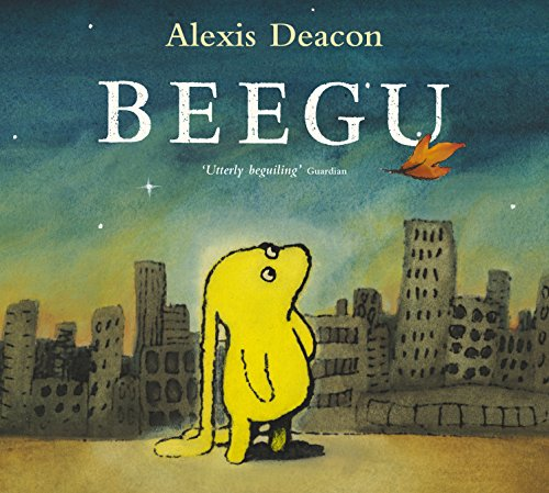 Beegu (Theme Of The Story The Last Leaf)