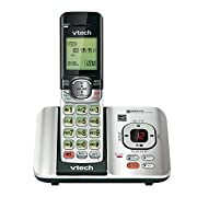 The CS6529 will help you monitor your calls with 50 number caller ID and caller waiting so you'll know in advance who is calling. With the convenient voicemail waiting indicator you'll know when you have messages, and with 14 minutes of answering sys...