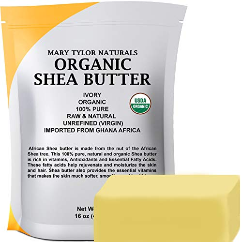 Organic Shea butter 1