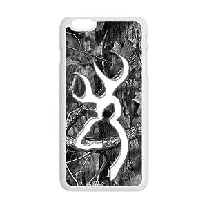 Browning Fashion Comstom Plastic case cover For Iphone 6 PlusKimberly Kurzendoerfer