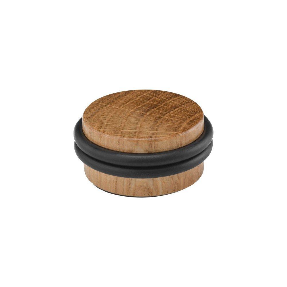 fermaporta Inofix rovere Fermaporta in legno con gomma doppia tora