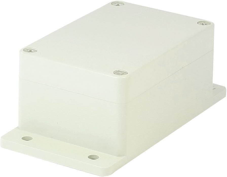 Boîte de jonction étanche 100*68*50mm IP65 8 Pin Terminal connecteur électrique UK
