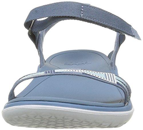 A Col Scarpe Blu Vintage Blue Tacco Cinturino float T mosaic Terra Mvbl Donna Con Teva Nova Mvblmosaic pqx8UwFI