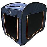 Pop Up Pet Kennel Portable Premium Travel Cage Dog Cat Animal Pets Crate Medium