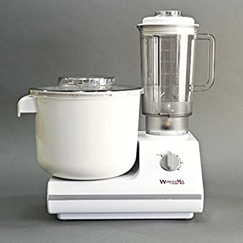 Electric Stand Mixer With Bonus Heavy Duty Blender And Attachments   German  Design Bread Dough Mixer