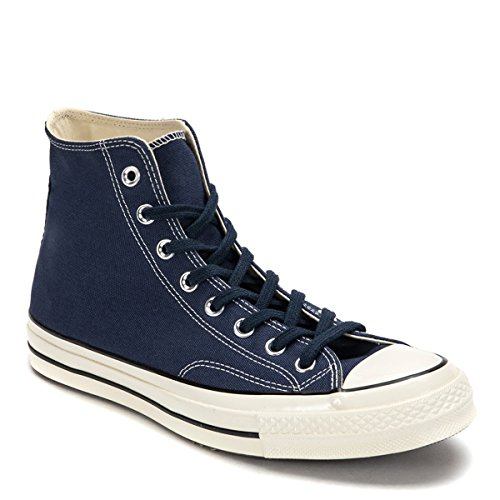 Converse Chuck Taylor All Star 70 Hi Sneakers (us Mens 10 / Womens 12, Midnight Navy, 157438c)
