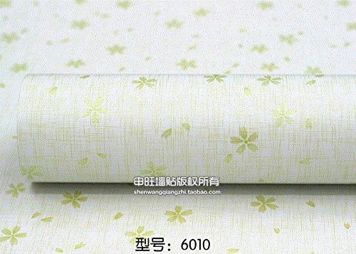 REAGONE El papel para pared autoadhesiva, pared de 10 metros de uno de los rollos de papel tapiz Dormitorio Salón pegatinas de pared para niños Decoración Etiqueta Autoadhesiva,6010, King808408