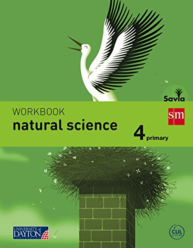 Natural science. 4 Primary. Savia. Workbook