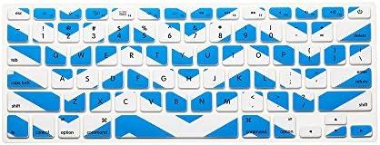 [해외]Apple Notebook Keyboard Film Skin 13-inch Apple Notebook Keyboard Film Skin Series Apple Notebook 13-inch Keyboard Film Protective Cover (Picture Color 6) / Apple Notebook Keyboard Film Skin 13-inch Apple Notebook Keyboard Film Ski...