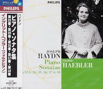 ソナタ ハイドン ピアノ