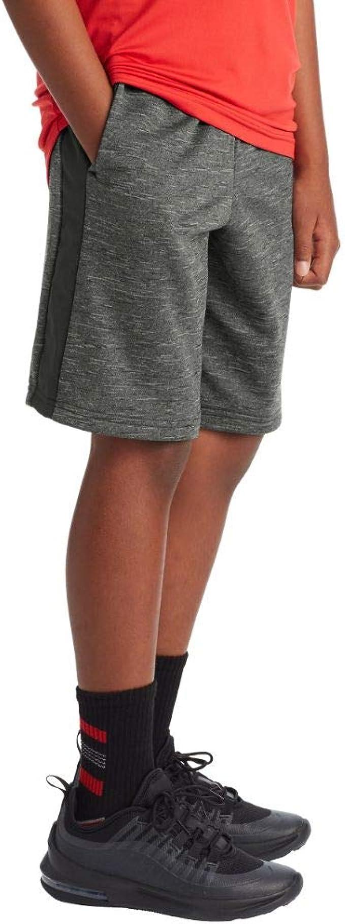 C9 Champion Boys Tech Terry Woven Pieced Shorts