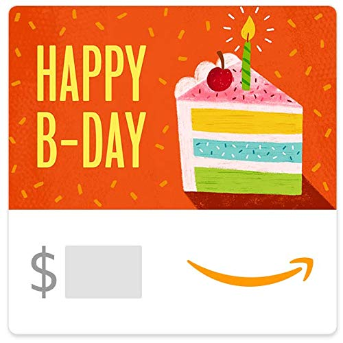 Amazon eGift Card - Birthday Cake