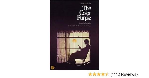 Amazon.com: The Color Purple: Whoopi Goldberg, Danny Glover, Adolph ...