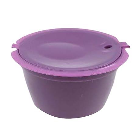 gzzebo Cápsulas de Café Cup reutilizables filtro para ...