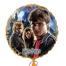 "A Birthday Place Harry Potter Movie Ron Hermionie 18"" Mylar Balloon"