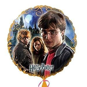 Amscan - Globo de helio Harry Potter (Amscan International 2119901)