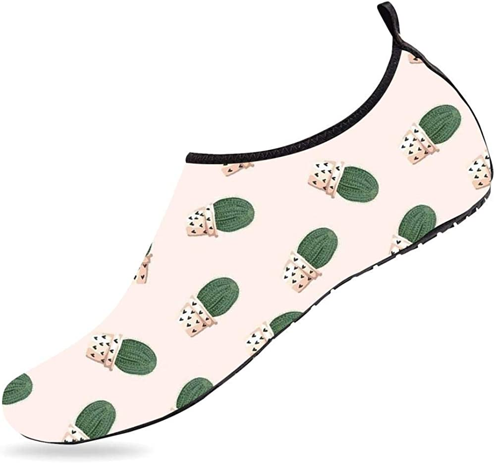 BEOT 3D Printed Water Sports Shoes Barefoot Quick-Dry Big Face Baby Orangutan Aqua Yoga Socks for Men Women