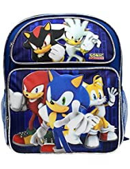 Sonic the Hedgehog Medium 14 Inches Backpack #SH30272