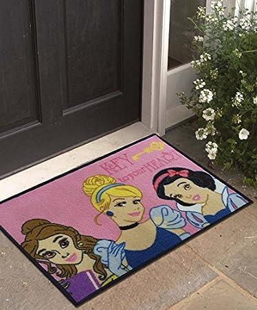 "Polyester Door Mat 15/""x23/"" Pink"