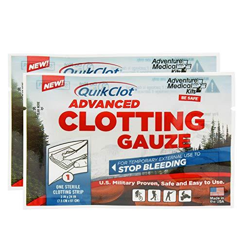 QuikClot Advanced Clotting Gauze - 3