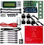 uxcell® 3D Printer Mega2560R3 LCD 12864 Controller w A4988 RAMPS 1.4 Kit