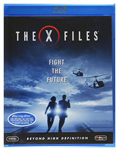 X Files - The movie fight for the future [Region Free] (English audio. English subtitles)