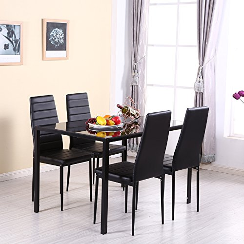 Lowest Price. WarmieHomy Dining Table Chairs ...