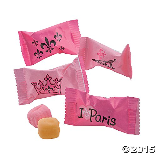 Pink Paris Party Sweet Creams