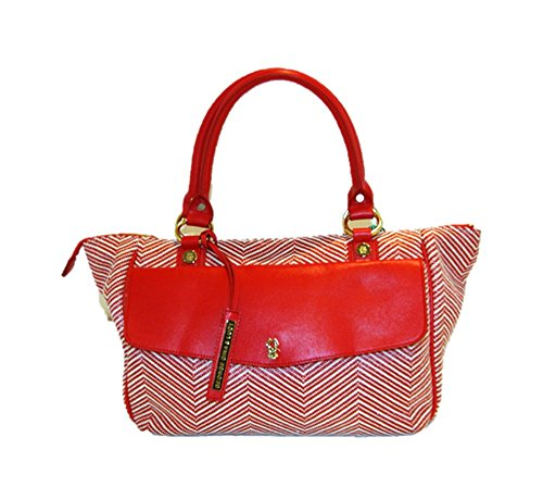 George Gina & Lucy, Borsa a mano donna rosso
