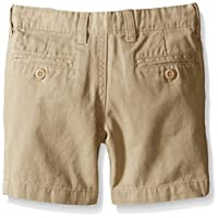 French Toast Boys' Flat Front Short