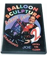 Balloon Sculpting DVD