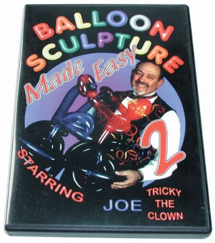 Balloon Sculpture Made Easy DVD - Vol 2]()