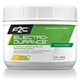 F2C Nutrition Electro Durance, Unflavored, 340 Gram