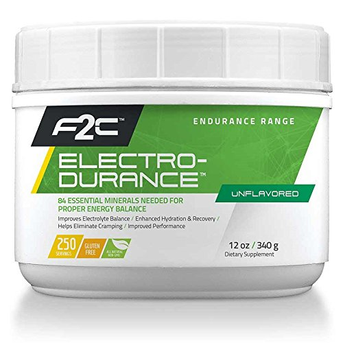 F2C Nutrition Electro Durance, Unflavored, 340 Gram by F2C Nutrition