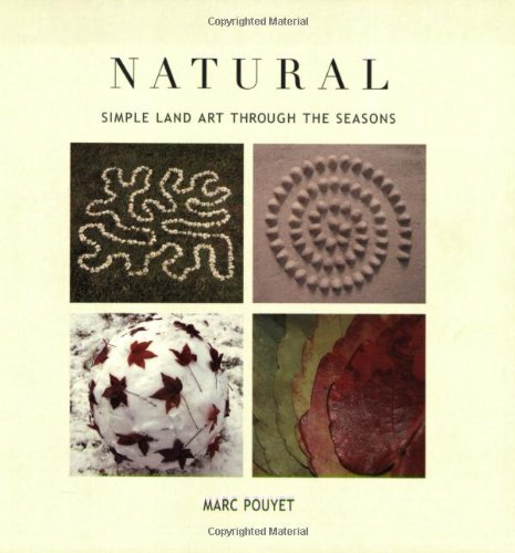 Natural: Simple Land Art Through the Seasons