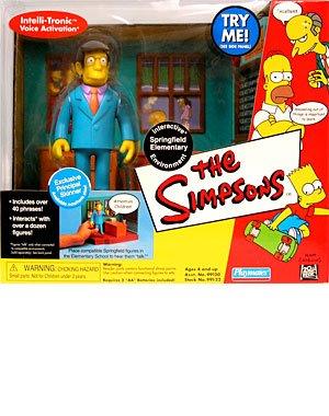 Playmates the simpsons world of springfield: sringfield e...