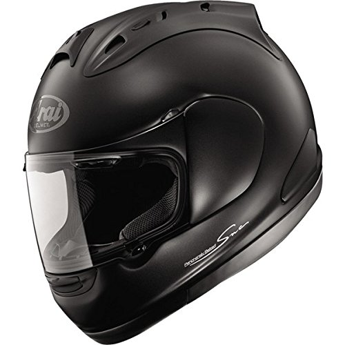 Arai Helmets Corsair V Solid Helmet , Size: XS, Primary Color: Black, Helmet Type: Full-face Helmets, Helmet Category: Street, Distinct Name: Black Frost, Gender: Mens/Unisex 18624 68 03 2010 by Arai