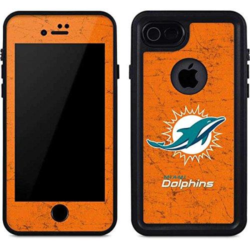 Skinit orange iphone 8 case 2019