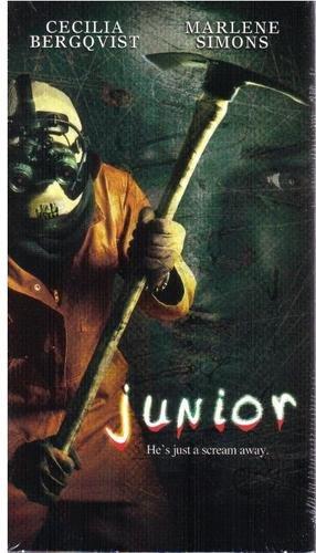 Junior [VHS] (Junior Horror Vhs)