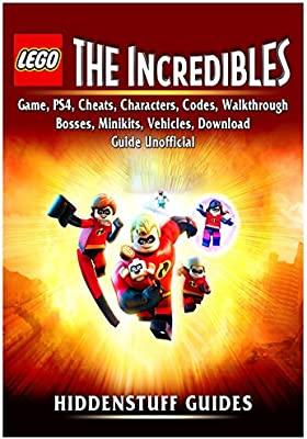 Lego The Incredibles Game Ps4 Cheats Characters Codes