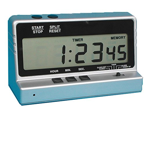 Large Display Multi Sports Clock by Sportsgear US
