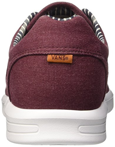 5 Vans Adulte Royale C 1 Rouge Basses Port Plus amp;l Iso Mixte Waxed White Baskets TTHxqEa