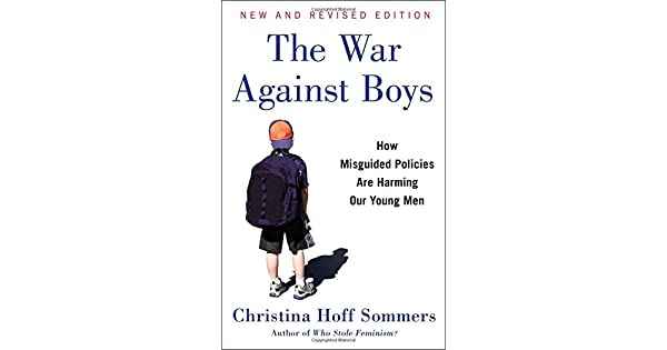 The war against boys how misguided policies are harming our young the war against boys how misguided policies are harming our young men livros na amazon brasil 9781501125423 fandeluxe Gallery