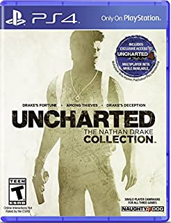 Uncharted: The Nathan Drake Collection - PlayStation 4 (B00YV6BNTG) | Amazon price tracker / tracking, Amazon price history charts, Amazon price watches, Amazon price drop alerts