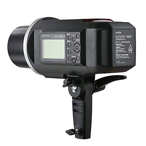 GODOX AD600BM 600Ws GN87 HSS AD sync 1 / 8000s 2.4G Wireless Flash Light Speedlite,80 X 80 cm Flash Softbox,Standard Reflector,AD-R6 Flash Diffuser,Monolights Kits by Godox (Image #5)