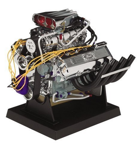 Liberty Classics 84029 Multi Ford Top Fuel Dragster Engine
