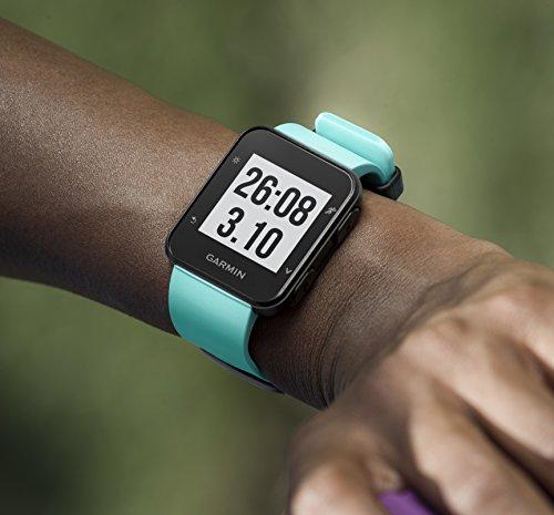 Garmin Forerunner 35 Watch, Frost Blue - International Version - US warranty by Garmin (Image #4)